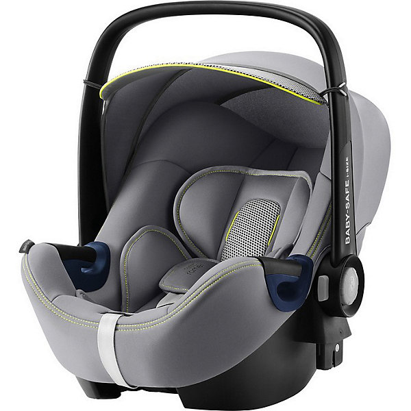 Автокресло Britax Romer Baby-Safe 2 i-size Cool Flow 0-13 кг Silver