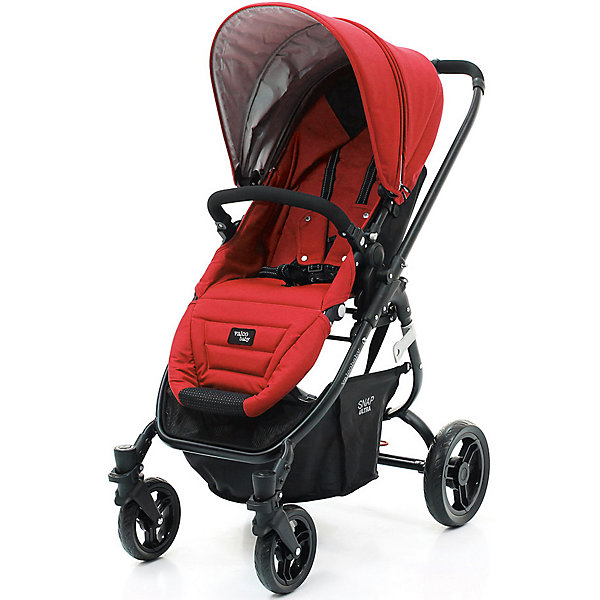 Прогулочная коляска Valco baby Snap 4 Ultra / Fire red