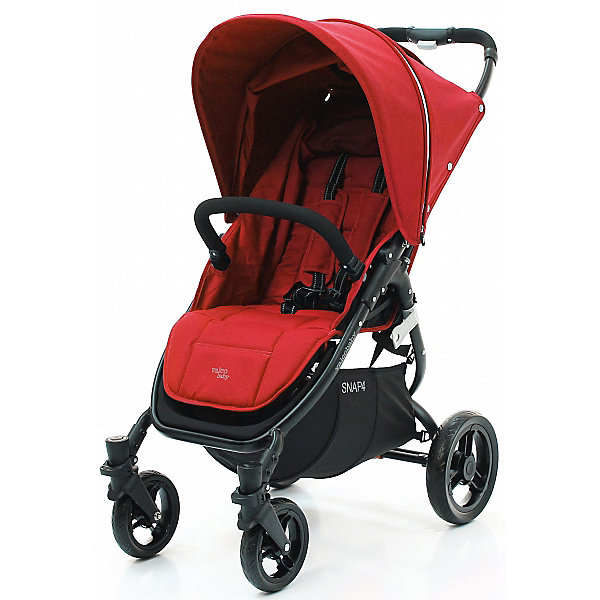Прогулочная коляска Valco baby Snap 4 / Fire red